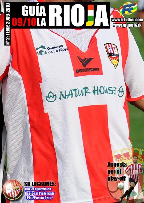 Guía fútbol riojano 09-10